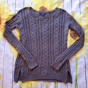 """""""American Eagle"""" Long Sleeved Sweater"""